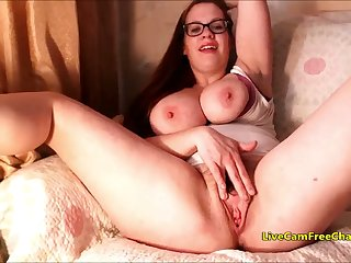 Czech MIFL with Chunky Tits coupled with Huge Puristic Pussy