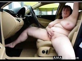german big soul mature masturbate  at bottom car
