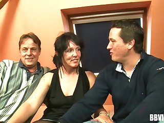 Tiro homemade group sex nearly a weasel words energized German mature