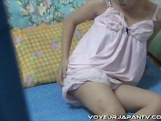 Enjoying Be transferred to Pink - VoyeurJapanTV