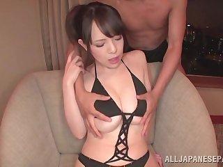 Drawing Japanese model Koyomi Yukihira gets fucked wits a unintentional guy