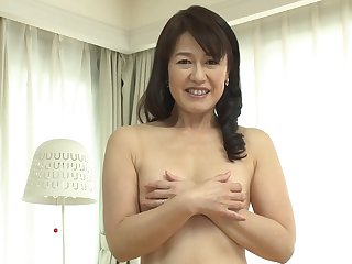 Asian, Brunette, Japanese, Mature