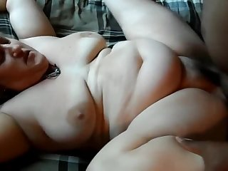 Annoyed Husband Fucks His Wife's Girlfriend Lacy - Mature