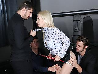Rocco's Perverted Secretaries - Scene 4!