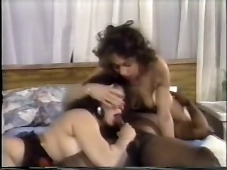 Phat Phuckin' Pussy Fruit Interracial Baleful Hardcore VHS Lively